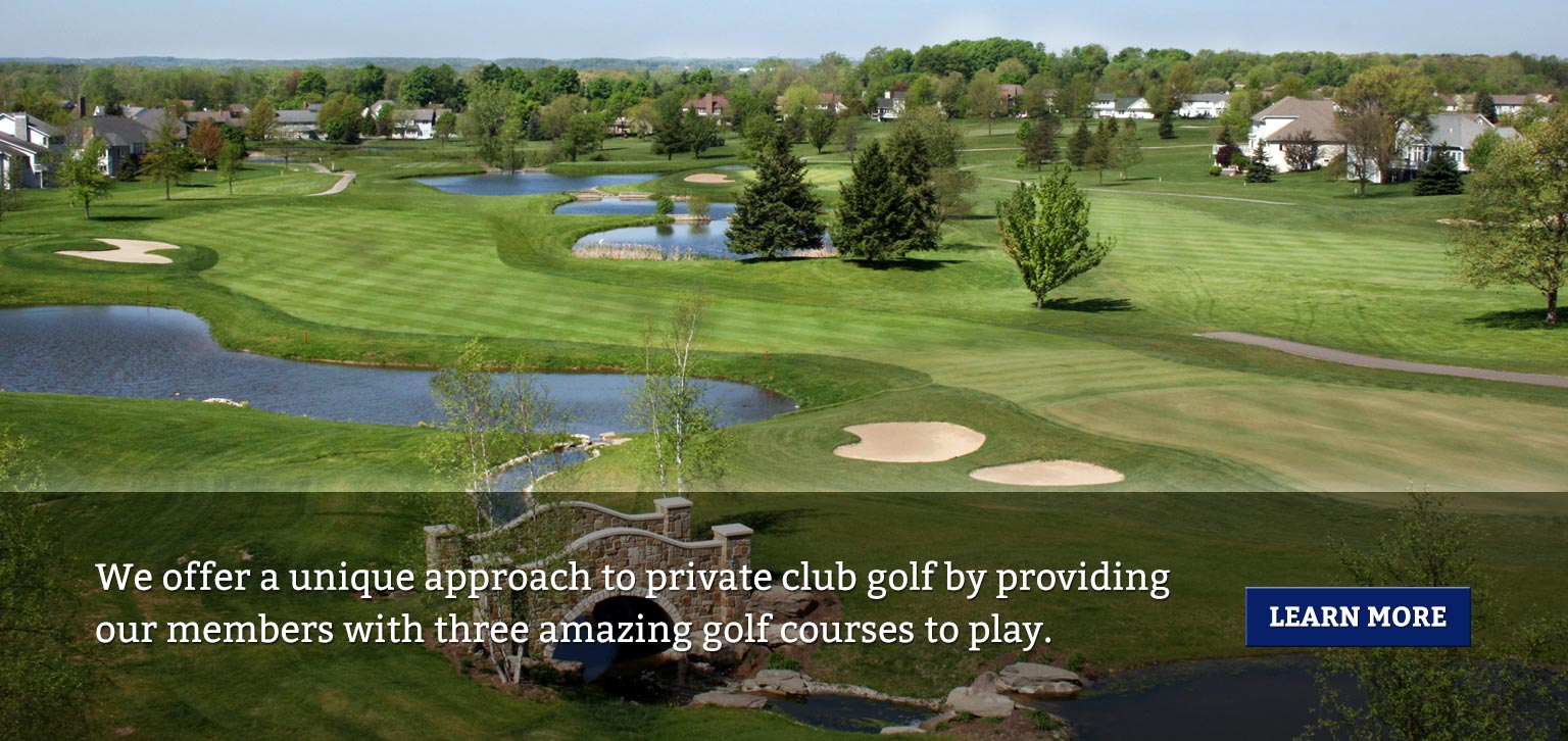 Grand Rapids Private Golf Membership