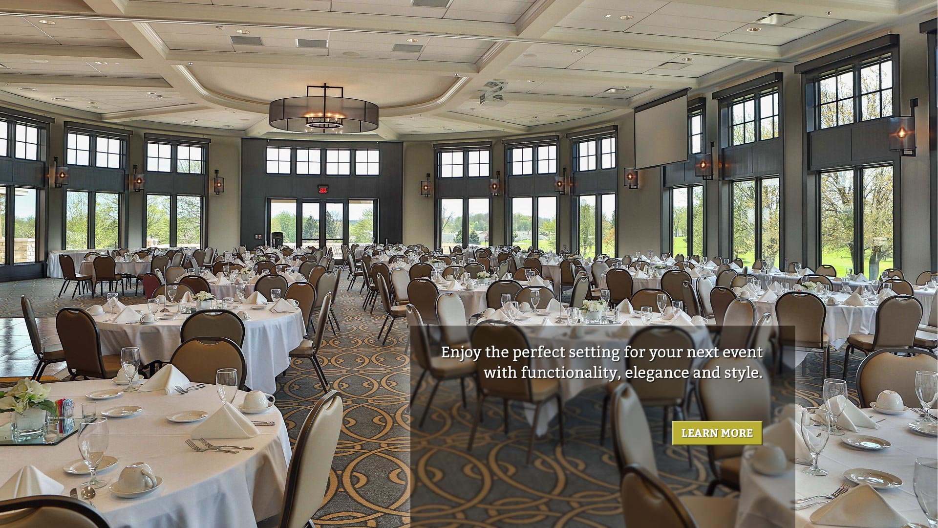 Grand Rapids Golf Wedding