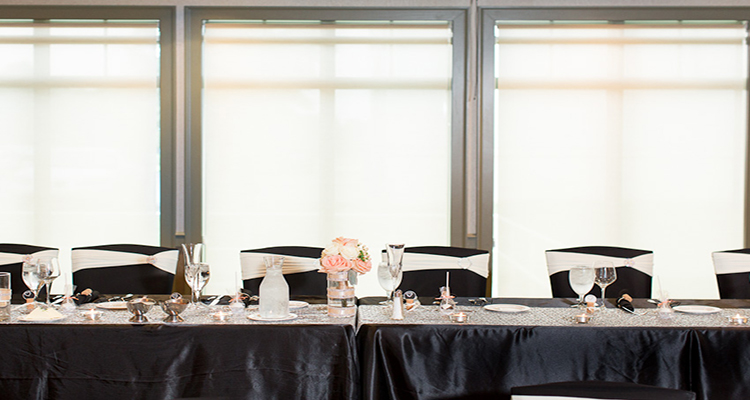 Head Table Grand Rapids Wedding