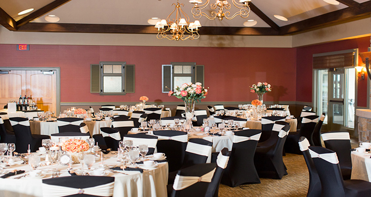 Grand Rapids Wedding StoneWater Reception