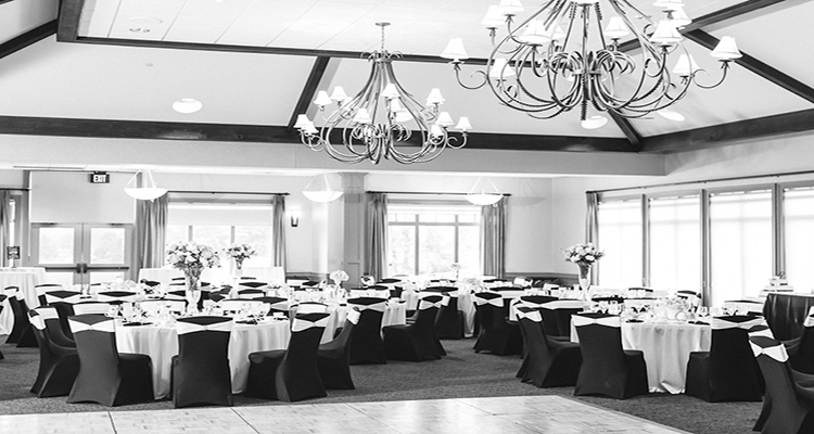 Grand Rapids Wedding Reception Hall