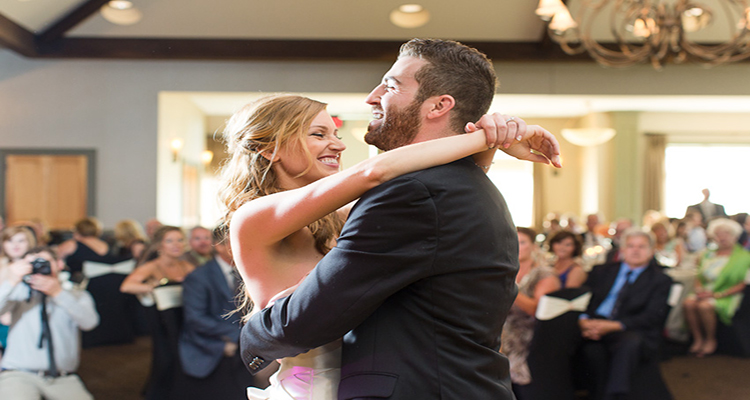 Dancing Grand Rapids Wedding